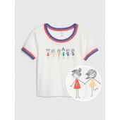 babyGap + Pride Graphic T-Shirt