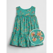 Baby Floral Tiered Dress