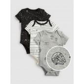 babyGap | Star Wars™ Bodysuit (3-Pack)