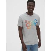 Gap + Pride Logo Crewneck T-Shirt