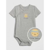 Baby Graphic Short Sleeve Bodysuit