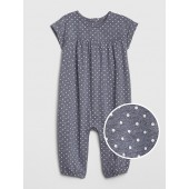 Baby Dolman-Sleeve One-Piece