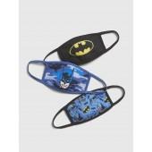 Kids Batman Face Mask (3-Pack)