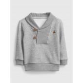 Baby Shawl Sweater
