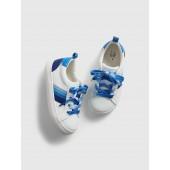 Toddler Stripe Sneakers