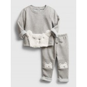 Baby Bear Cozy Outfit Set