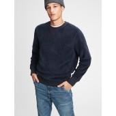 Teddy Crewneck Sweater