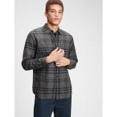 Smart Flannel Shirt