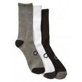 GapFit logo socks (3-pack)