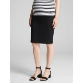Maternity Full Panel Pencil Skirt