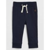 Waffle-Knit Pants