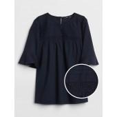 Bell-Sleeve Top