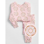 Donut Pajama Set