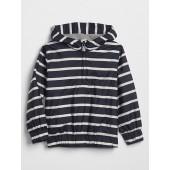 Stripe Anorak Jacket