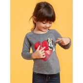 babyGap &#124 Disney Mickey Mouse and Minnie Mouse Flappy T-Shirt