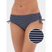 Drawstring Hipster Bikini Bottom