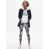 GapFit High Rise Print Leggings