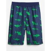 Kids Print Jersey PJ Shorts
