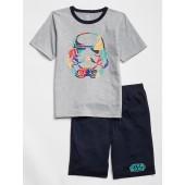 Kids Gap | Star Wars? Graphic Short PJ Set