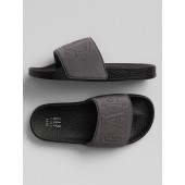Kids Gap Logo Slide Sandals
