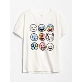 Short Sleeve Graphic Tunic T-Shirt