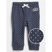 Baby Print Gap Logo Pull-On Pants