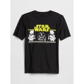 GapKids &#124 Star Wars&#153 Short Sleeve Rashguard