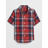 Toddler Print Short Sleeve Shirt