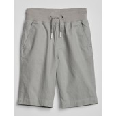 Kids Shorts in Linen-Cotton