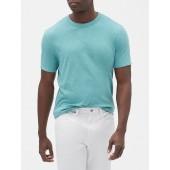 Lived-In Short Sleeve Crewneck T-Shirt