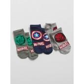 GapKids | Marvel Graphic Socks (3-Pack)
