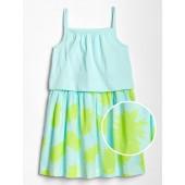 Toddler Ruffle Eyelet Dress