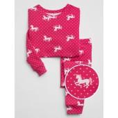 babyGap Unicorn Pajama Set