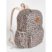 Kids Leopard Backpack