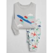 babyGap Airplane Pajama Set