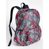 Kids Floral Backpack