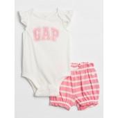 Baby Bodysuit Short Set