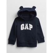 Baby Gap Logo Hoodie Sweatshirt