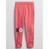 Toddler Mix and Match Graphic Leggings