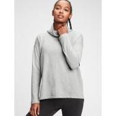 Slouchy Turtleneck Sweater