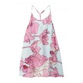 Watercolor Garden Dress (Toddler & Little Girls)