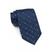Silk Hollow Mini Tie