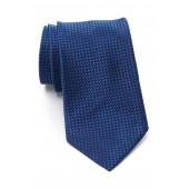 Silk Eliot Mini Checker Tie