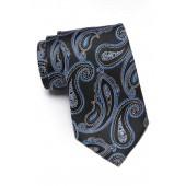 Silk Westview Paisley Tie - XL Length