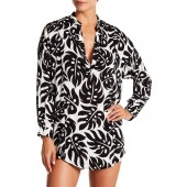 Cannes Printed Tunic