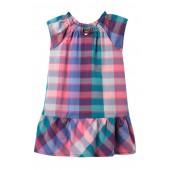 Classic Plaid Dress (Toddler, Little Girls, & Big Girls)