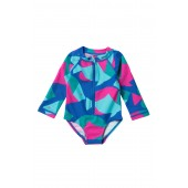 Rash Guard One-Piece (Baby Girls)