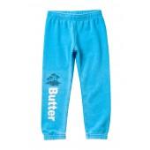 Burnout Fleece Varsity Pants (Little Girls & Big Girls)