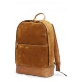 Chris Suede Backpack