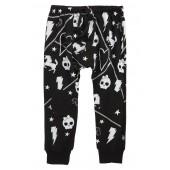 Skulls and Stars Sweatpants (Toddler Girls, Little Girls & Big Girls)